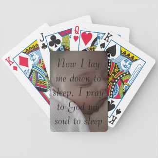 Customized Playing Cards-New Baby Bicycle Playing Cards