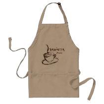 Customized Professional Barista Apron