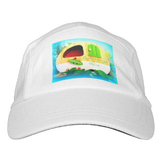 Customized Retro Vintage camper Headsweats Hat