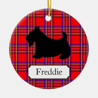 Customized Scottish Terrier Ornament