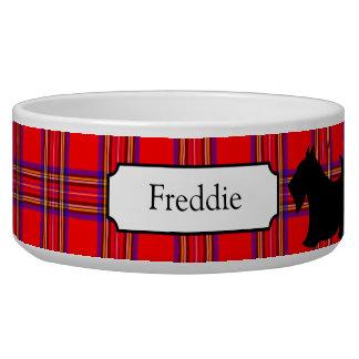 Customized Scottish Terrier Pet Bowl Dog Water Bowl