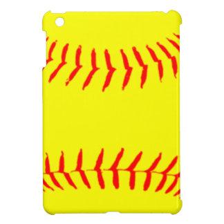 Customized Softball Case For The iPad Mini