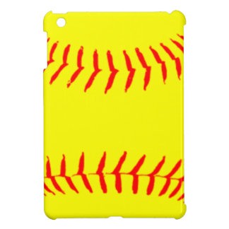 Customized Softball iPad Mini Covers