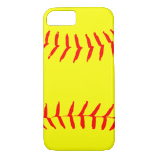 Customized Softball iPhone 7 Case