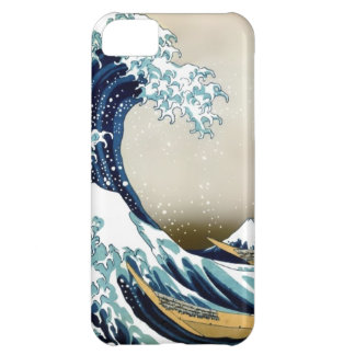 Customized The Great Wave off Kanagawa Gifts Cover For iPhone 5C