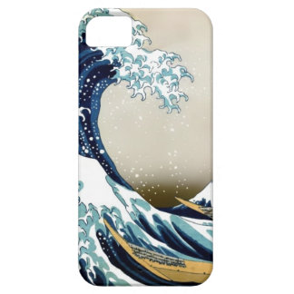 Customized The Great Wave off Kanagawa Gifts iPhone 5 Cases