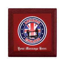 Customized Tower Bridge Gift Box