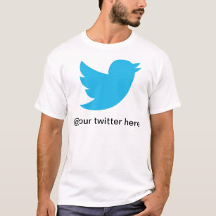 b6770baef Twitter T-Shirts - T-Shirt Design & Printing | Zazzle