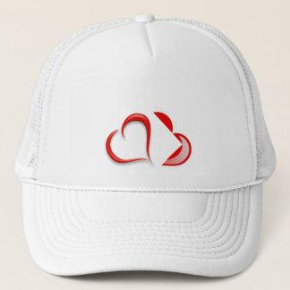 Customized Unconditional Self-Love Hat. Trucker Hat