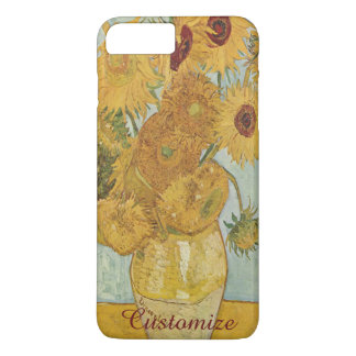 Customized Van Gogh Sunflowers iPhone 7 Plus Case