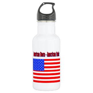 - Customized Water Bottle
