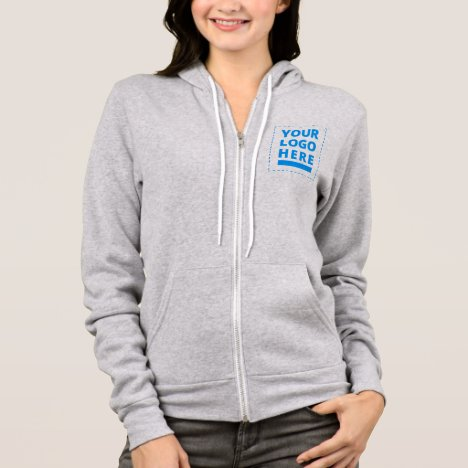 Customized Your Logo Here Hoodie