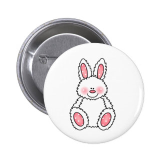 CUSTOMPINKFLUFBUNNY BUTTON