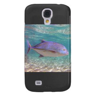 CustomTrevally - pescados de Hawaii Jack Funda Para Galaxy S4