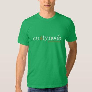 Custy Noob Productions T-shirt