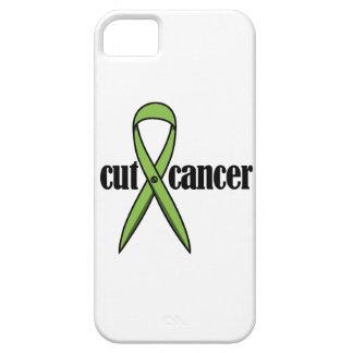 Cut Cancer Awareness iPhone Case