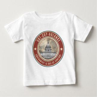 Cut Cap And Balance Baby T-Shirt