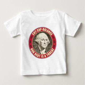 Cut Cap Balance Tee Shirt