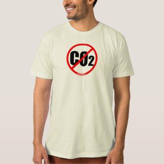 Cut Carbon Dioxide Emissions T-Shirt
