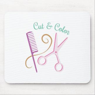 Cut & Color Mouse Pad