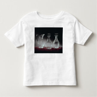 Cut glass decanters and jug, c.1840 toddler t-shirt