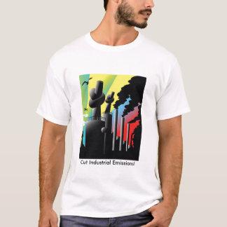 Cut Industrial Emissions - T-shirt