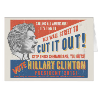 Cut It Out! Card