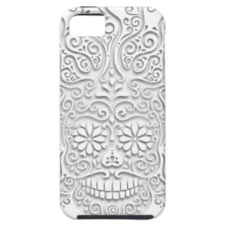 Cut-Out Antique Skull II iPhone 5 Case