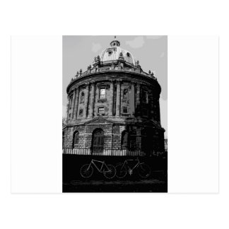 cut out radcliffe camera postcard