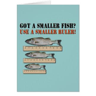 **Cut-Out Rulers!!** Fisherman Liar Card