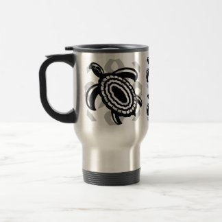 Cut Out Turtle Travel Mugs