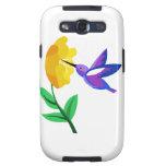 Cut Paper Hummingbird Galaxy S3 Case