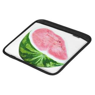 Cut piece of water Melon iPad Sleeve