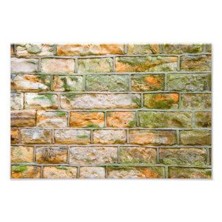 Cut Stone Wall Photo