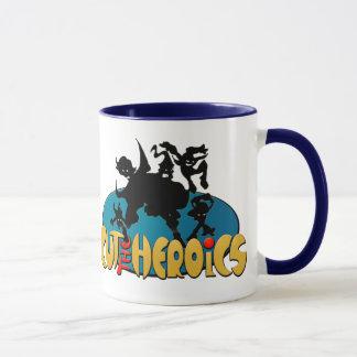 Cut the Heroics Mug! Mug