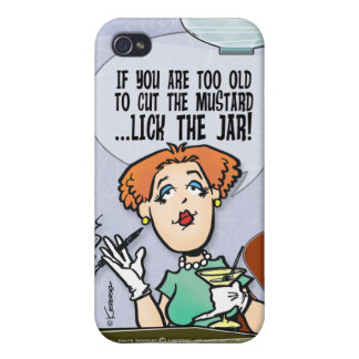 Cut The Mustard iPhone 4 Covers