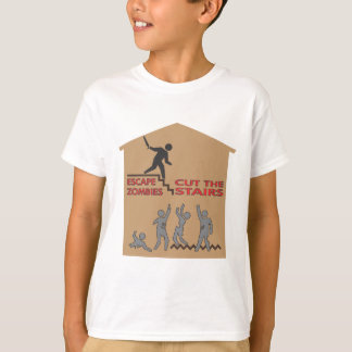 Cut the Stairs! T-Shirt