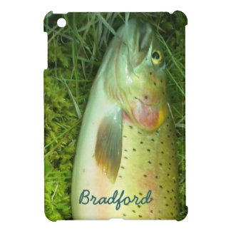 cut throat trout,  fly fishing case  Add name for Case For The iPad Mini