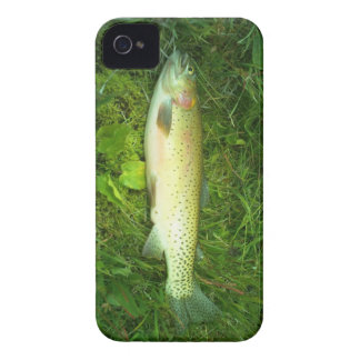 cut throut trout Case-Mate iPhone 4 cases