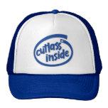 cut trucker hat