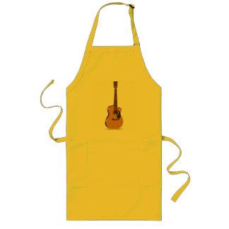 Cutaway Acoustic Guitar Aprons