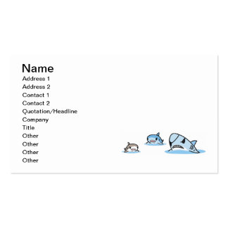cute094 business card