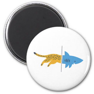 cute210 2 inch round magnet