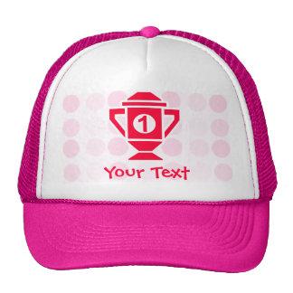 Cute 1st Place Trophy Trucker Hat