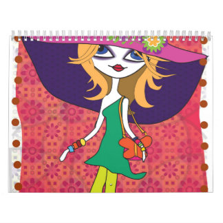 Cute 2012 calendar