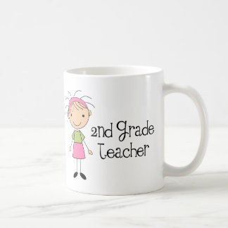 Cute 2nd Grade Coffee Mug
