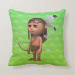 Cute 3d American Indian Bow and Arrow Pillows