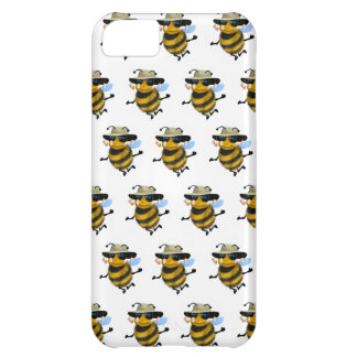 Cute 3d Australian Bee iPhone 5C Cases