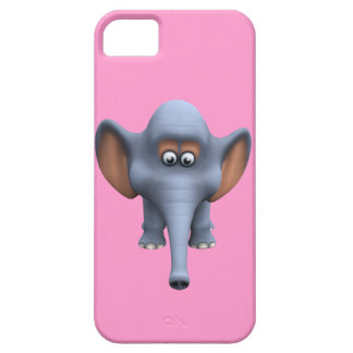 Cute 3d Elephant iPhone 5 Case