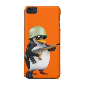 Cute 3d Soldier (editable) iPod Touch (5th Generation) Case